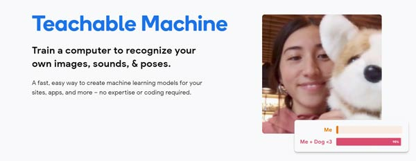 Google Teachable Machine - How to use Teachable Machine