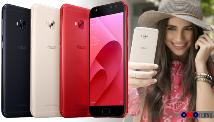 "Preview Asus Zenfone 4 Selfie Pro "" Smartphone Selfie Resolusi 24 MP """