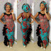 Checkout This Super Stylish Ankara Style For Beautiful Ladies