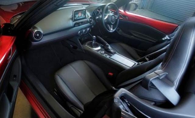 2018 Mazda MX-5 Miata Redesign