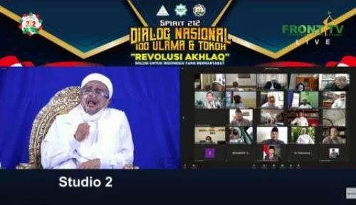 Akhirnya Video Habib Rizieq Dukung ISIS Terkuak! Densus 88 Sampai Ditantangin