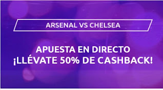 Mondobets promo Arsenal vs Chelsea 26-12-2020