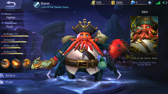 2. Bane Revamp
