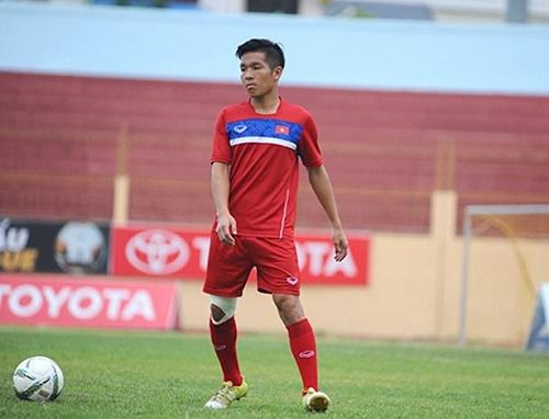 Tiền vệ Trương Văn Thái Quý lỡ World Cup cùng U20 Việt Nam vì chấn thương cơ đùi.