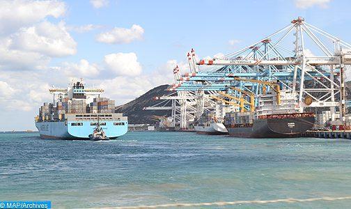 ارتفاع حركة النقل التجاري بميناء آسفي بـ31,6 بالمئة متم غشت الماضي