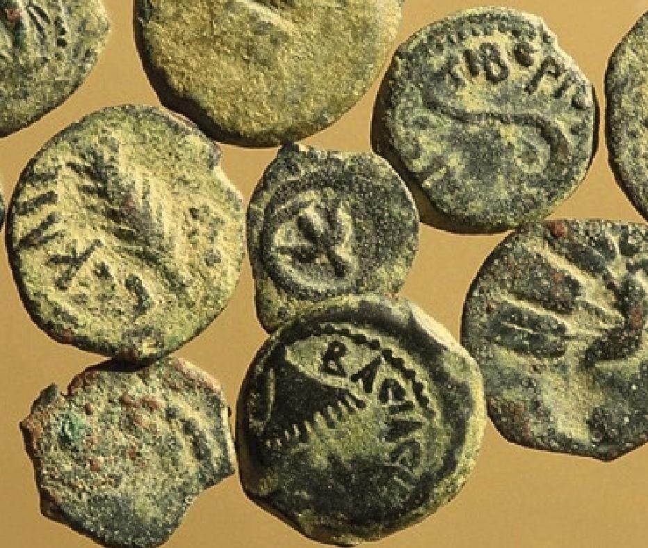 Μια εβραϊκή πόλη 2.100 ετών που βρέθηκε στην Ιουδαία  είχε νομίσματα με ελληνική γραφή