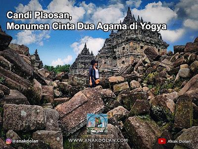 Candi Plaosan, Monumen Cinta Dua Agama di Yogya