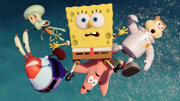 foto spongebob wallpaper
