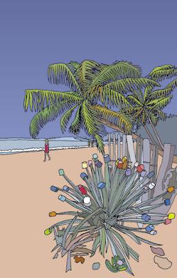 dessin muriel logist, passeport santé 2011