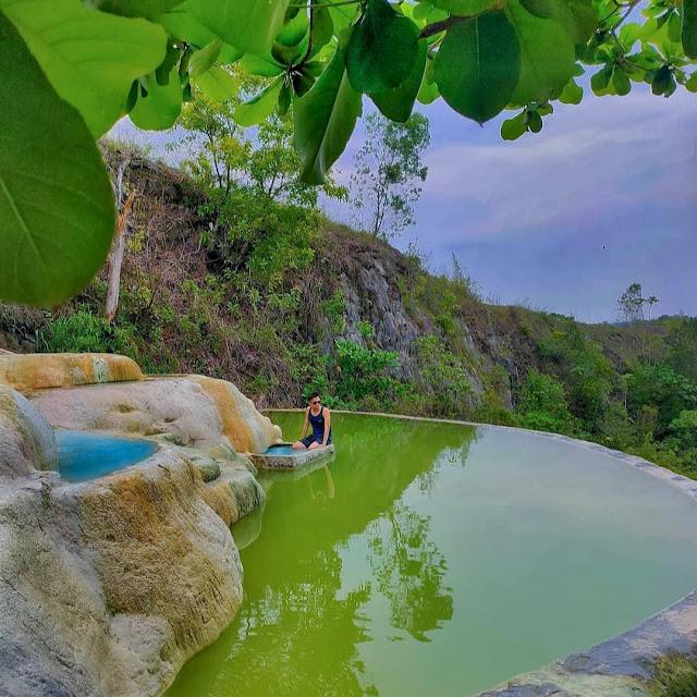Wisata Air Panas Gunung Panjang
