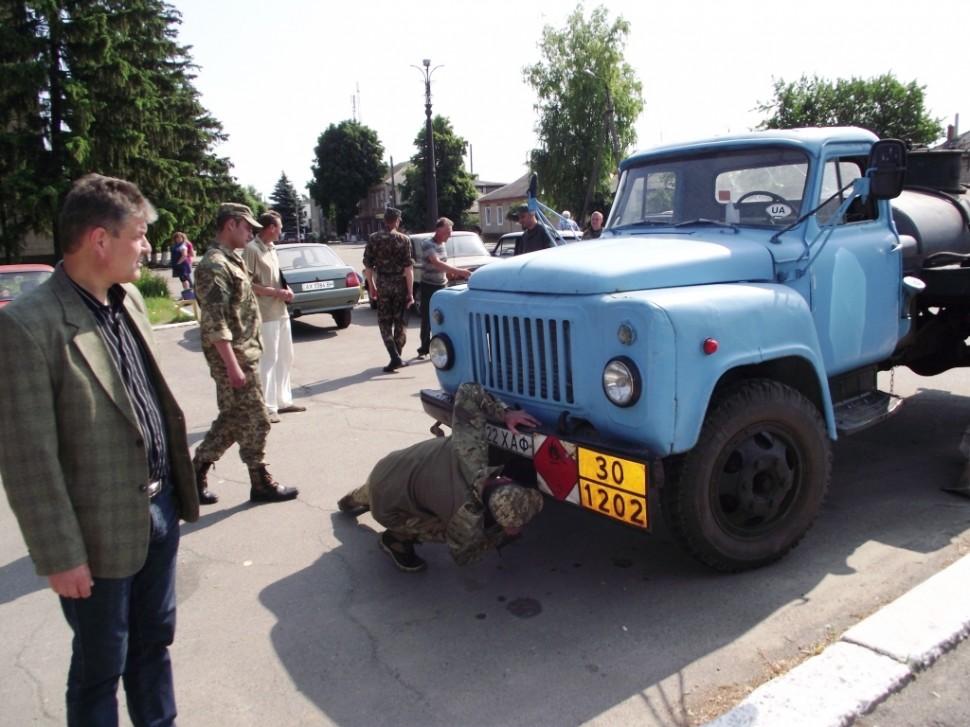 Досвід залучення транспортних засобів і техніки для потреб збройних сил іноземних держав в особливий період