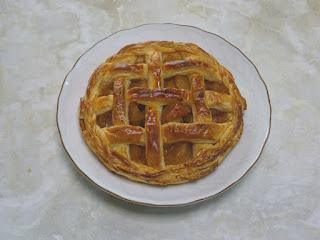 アップルパイを作ってみました