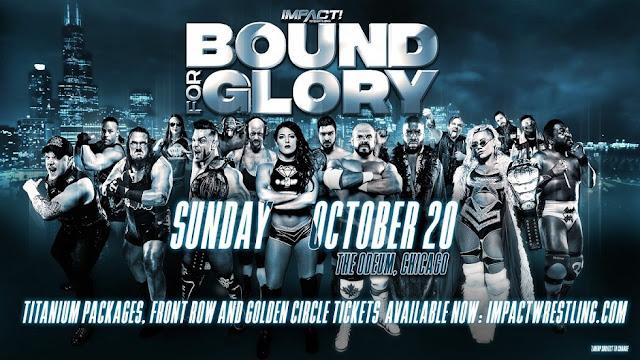 IMPACT WRESTLING - Bound For Glory 2019: Brian Cage y Taya Valkyrie continúan con sus reinados mientras que Ace Austin es el nuevo campeón de la X Division
