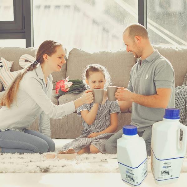Susu Murni Hometown Dairy dan Pentingnya Menjaga Daya Tahan Tubuh