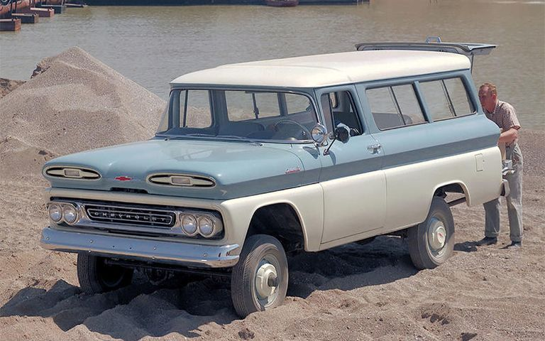 شيفروليه SUV سابربان