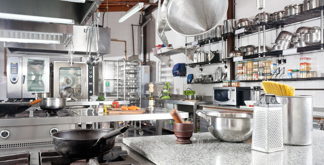 Commercial Kitchen Equipment in Australia