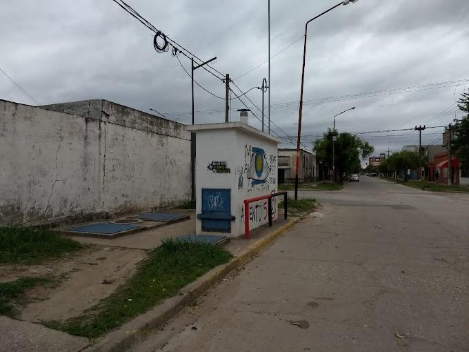 Vecinos sin agua por un problema en la Estación de Bombeo de Mosconi y Buenos Aires