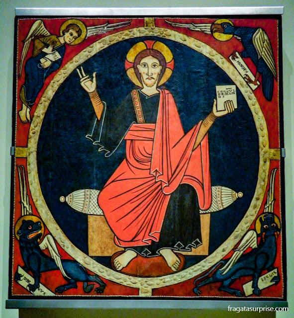 Baldaquino da Igreja de Sant Martí de Tost, do Século 13