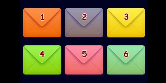 Выбранный конверт может рассказать, какие перемены вас ожидают в скором времени