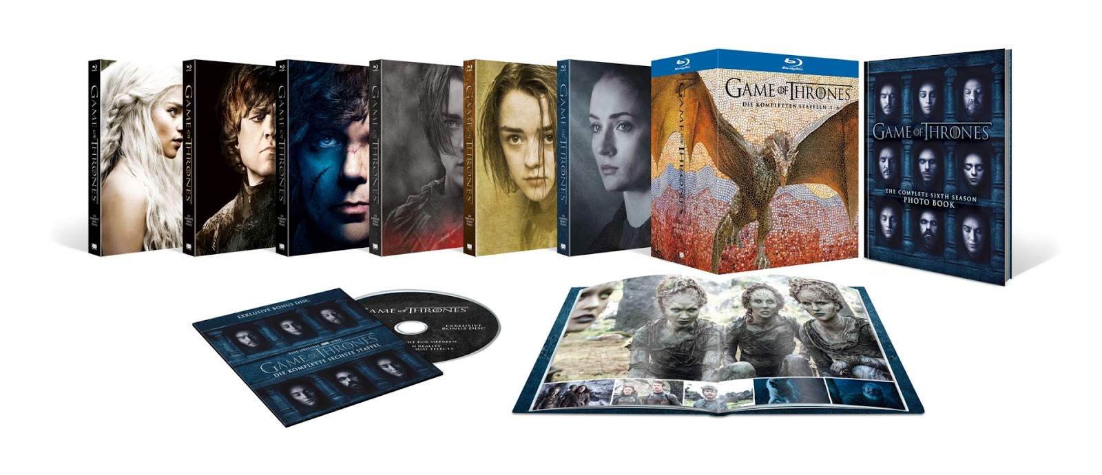 Bs To Game Of Thrones Staffel 1
