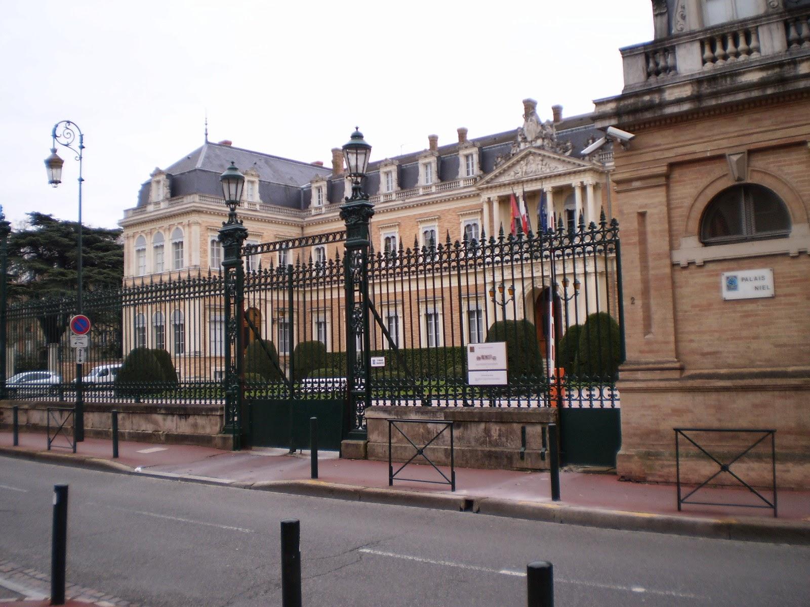 Viajar toulouse francia grandes bulevares y espacios for Jardin niel toulouse