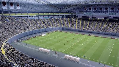 PES 2021 Stadium Sapporo Dome