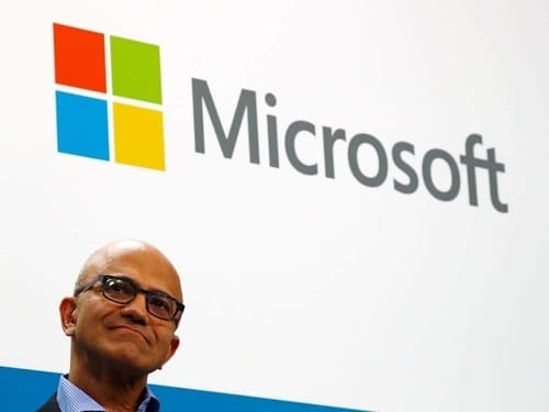 Microsoft continues to allow some of its employees to work from home