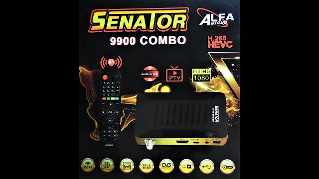 ملف قنوات سيناتور 9900 كومبو Senator Combo