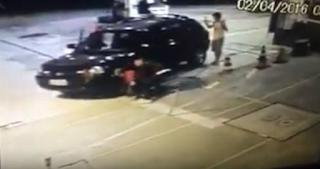 VÍDEO - Cabo da PM é executado com tiro na cabeça na frente do filho em SP