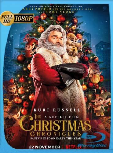 Las Crónicas De Navidad (2018)HD[1080P] latino[GoogleDrive] DizonHD