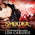 #audiblereview #fivestar - Smolder: A Gothic Club Vampire Romance with Shifters  Underground Encounters, Book 1  Author: Lisa Carlisle   Narrated By: Bridget Bordeaux  @LisaCBooks