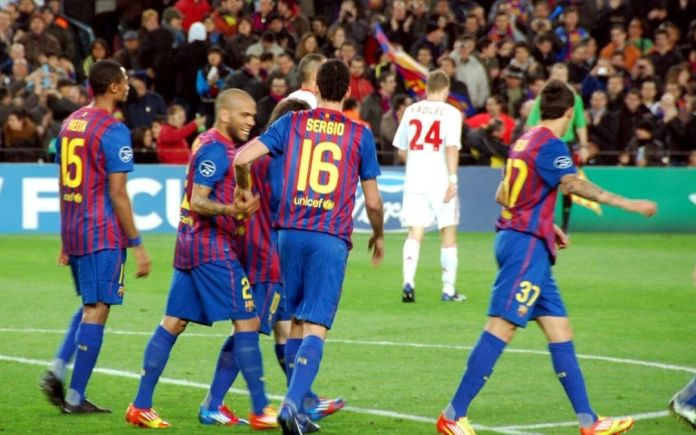 Players of Barcelona agreed to the reduction of salaries