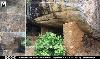 Ridi Vihara cave inscriptions
