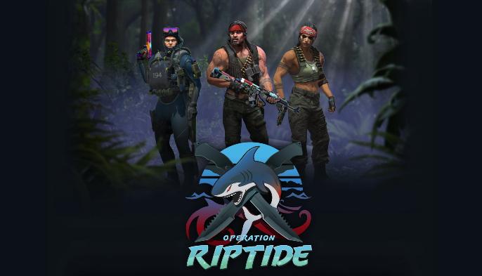 Operacja Riptide CSGO