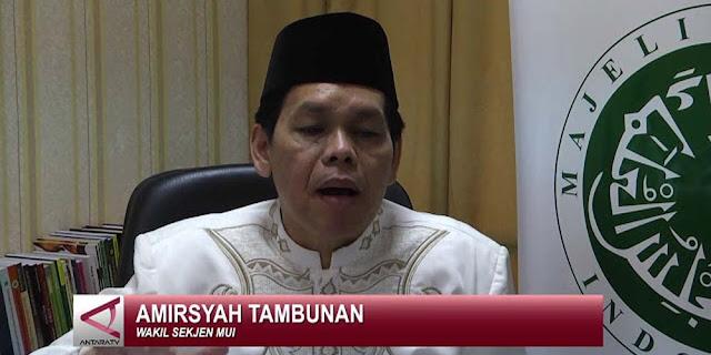 Berbuntut Panjang, MUI Pusat: Aktor Pembuat Logo HUT RI Bergambar Salib Harus Diusut!