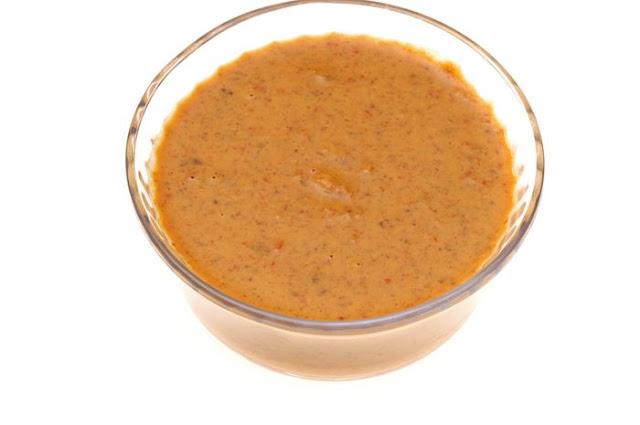 resep saus kacang rumahan