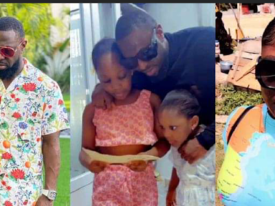 """Get married, you are getting old"""" – Timaya's first baby mama, Barbara gives him a word of advice"""