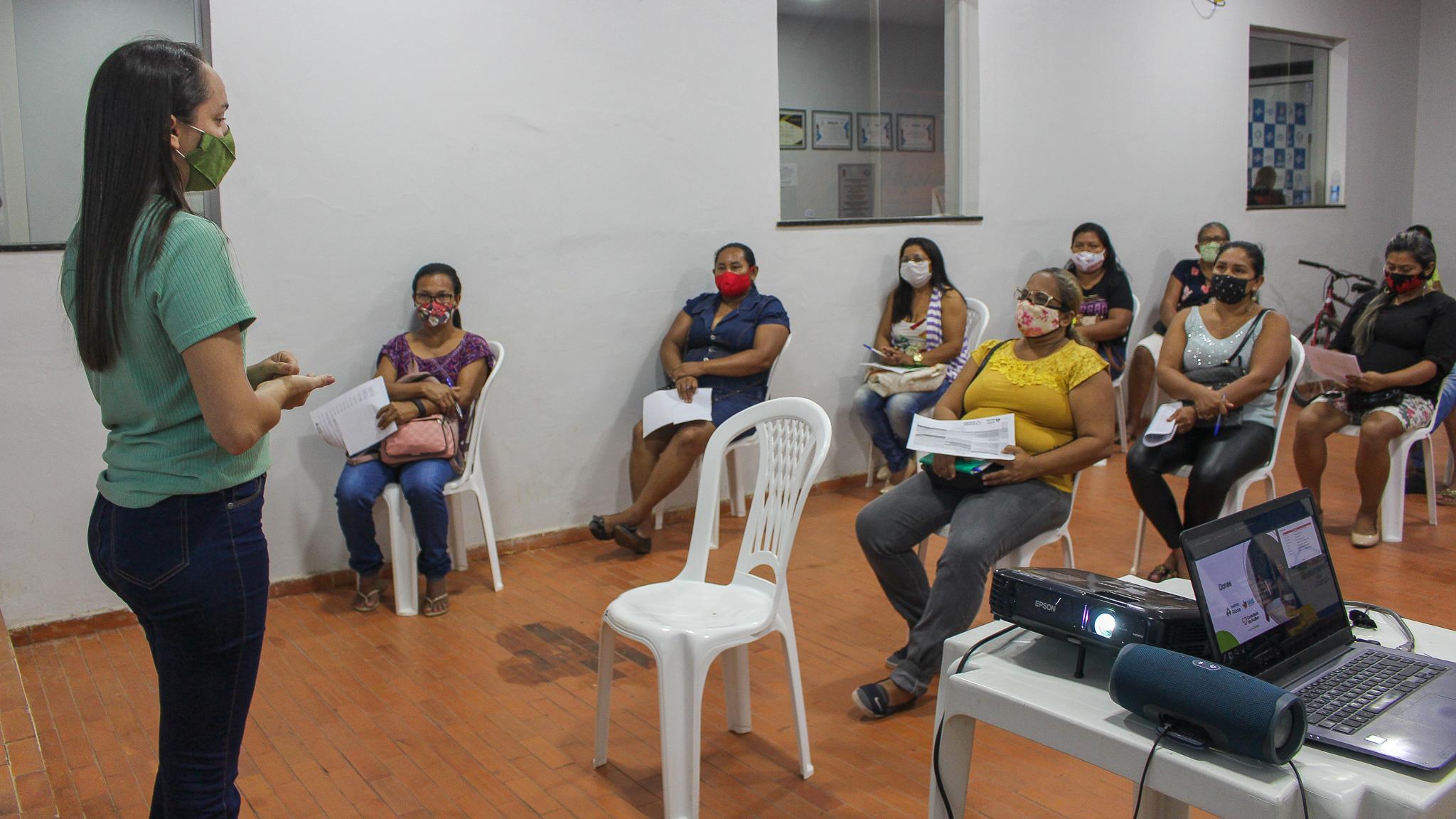 Projeto capacita mulheres empreendedoras em Juruti; renda deve ampliar 50%