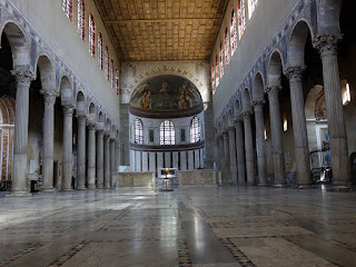 santa sabina 1 - Basílica de Santa Sabina