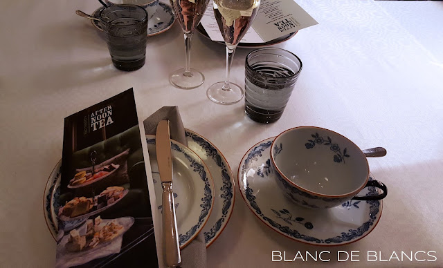 Salutorgetin Afternoon tea - www.blancdeblancs.fi