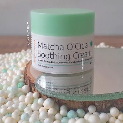 Soothing cream ebright skin