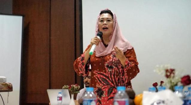 Yenny Wahid Sayangkan Pernyataan SBY Terkait Aksi Unjuk Rasa