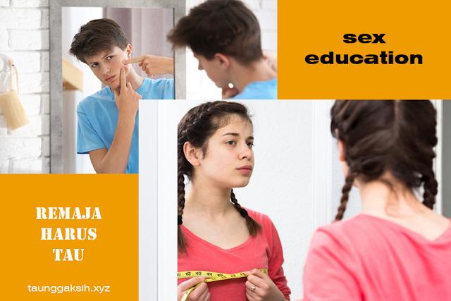 sex education untuk remaja