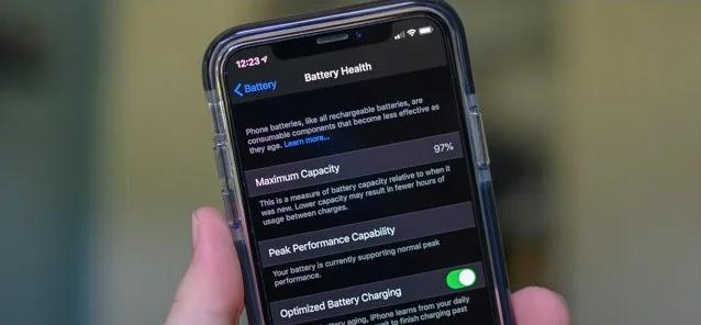 Tips Khusus Untuk Menghemat Baterai iPhone