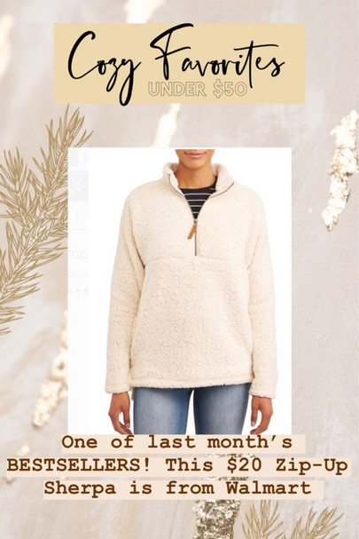 How to Make Your First $100 on LIKEtoKNOW.it as an Influencer | Affordable Cozy Favorites from the LIKEtoKNOW.it App - affordablebyamandablog