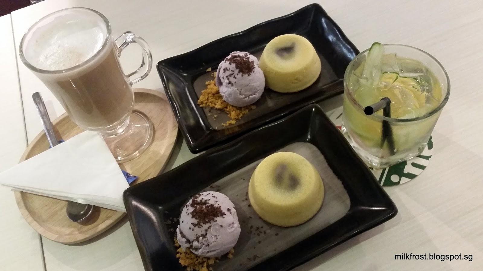 Korean Yam Cake Recipe: Milkfrost's World: Kinoshita Japanese BBQ & SYNC Korean