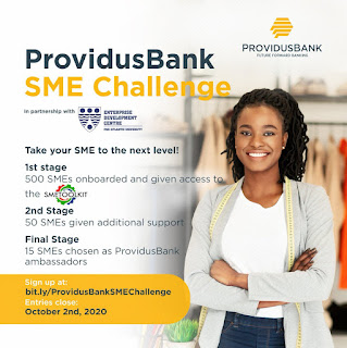 Providus Bank SME Challenge 2020   Small & Medium Enterprises
