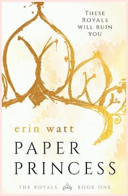 Könyvértékelő - Erin Watt: Paper Princess (The Royals 1.)