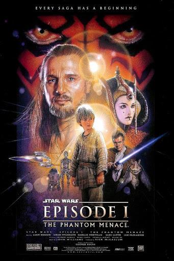 Star wars Episidio 1 | La amenaza fantasma