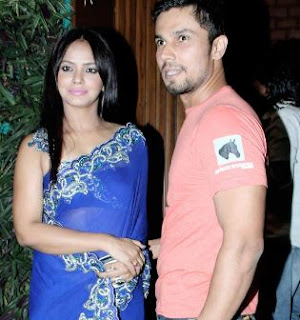 Neetu Chandra Family Husband Son Daughter Father Mother Marriage Photos Biography Profile.